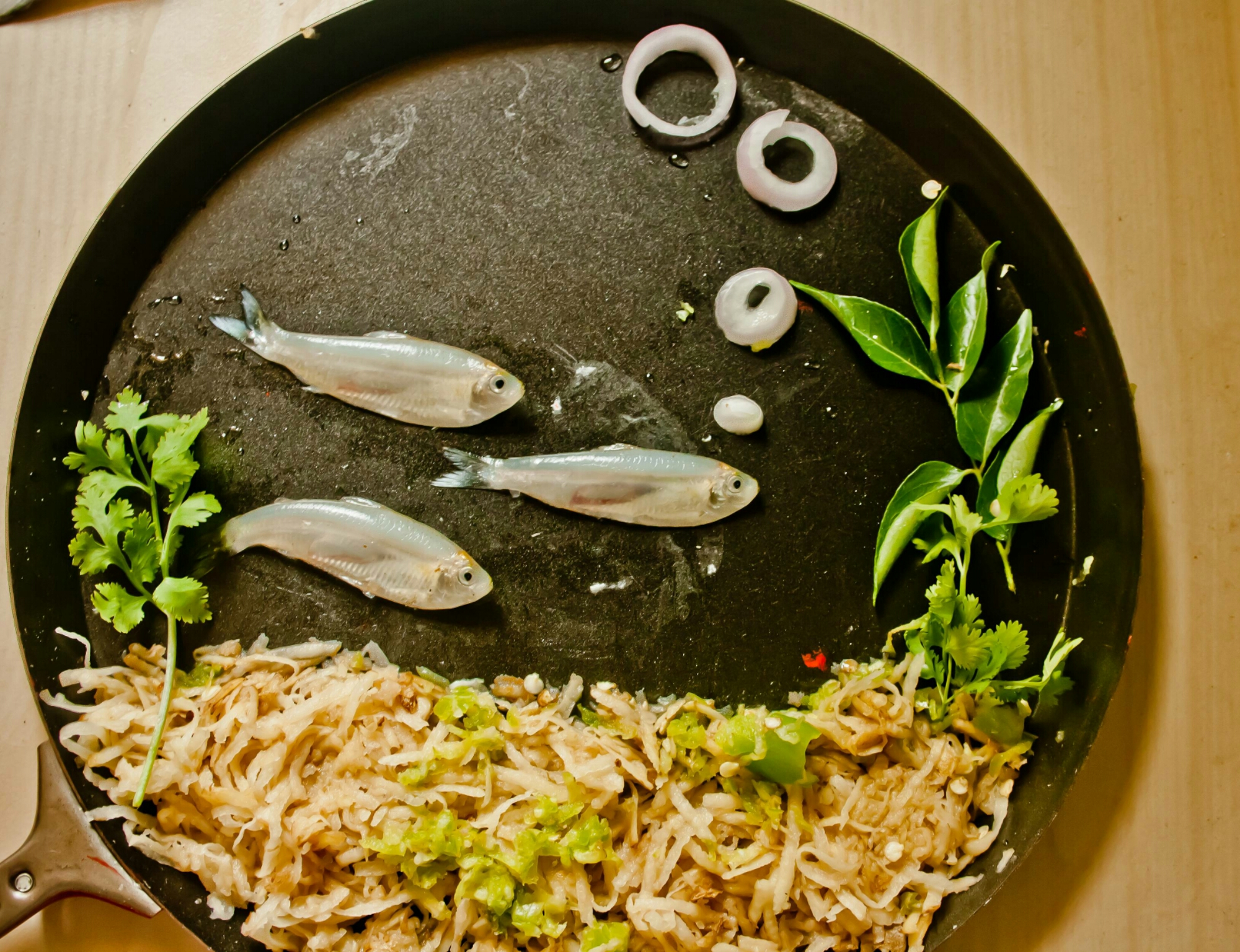 Fish food art nveam for Fish as food